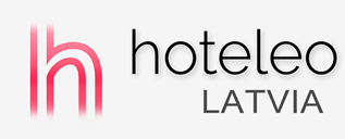 Hotels in Latvia - hoteleo